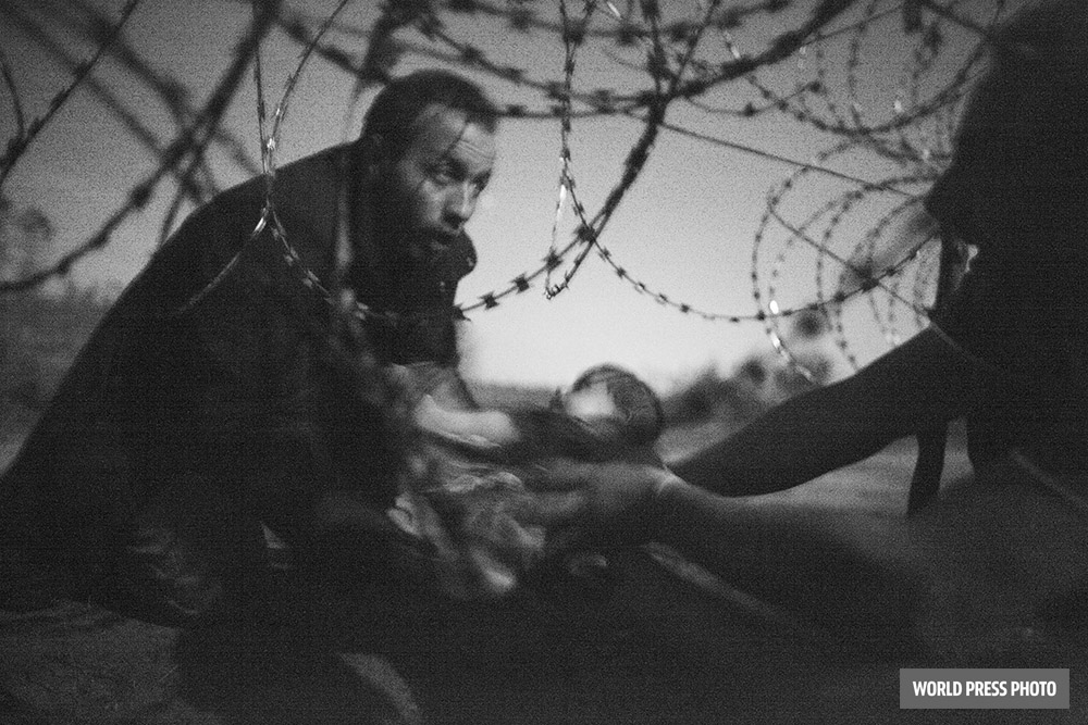 World Press Photo of The Year karya Warren Richardson