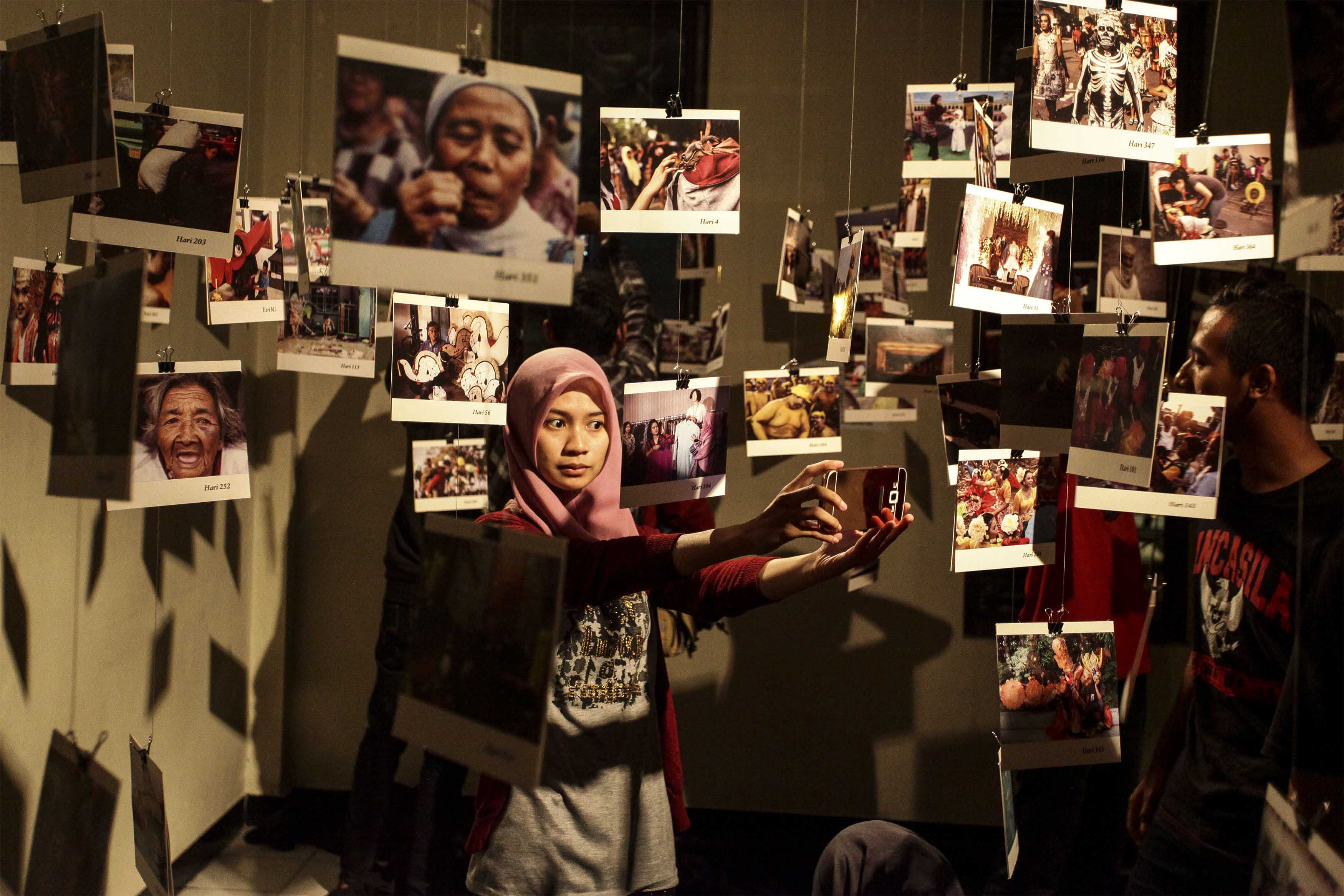 Pameran Foto Faces of Solo-2